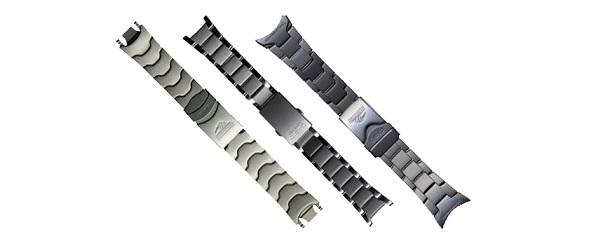 Ремонт или замена браслетов для часов