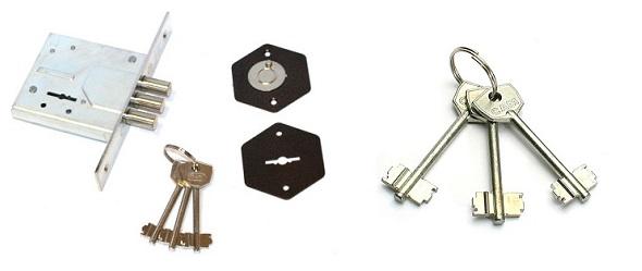 Изготовление ключа АО САМ в СПБ