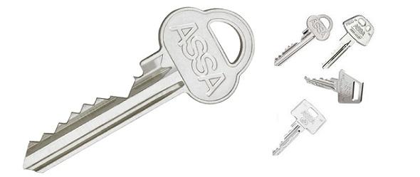 Изготовление ключа АССА (ASSA) в СПБ