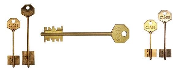 Изготовление ключа КЛАСС (CLASS) в СПБ