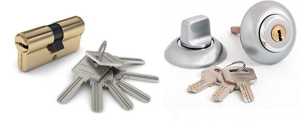 Изготовление ключа ПАЛЛАДИУМ (PALLADIUM) в СПБ
