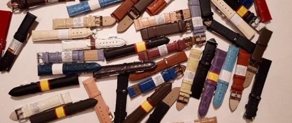 Продажа ремешков для часов в СПБ